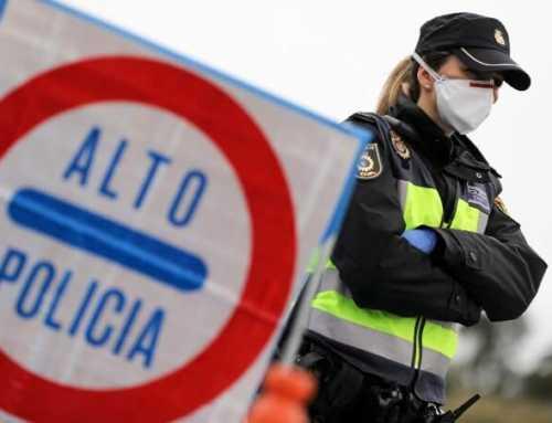 La Policía pide a los mayores que no abran la puerta a según quien durante el aislamiento