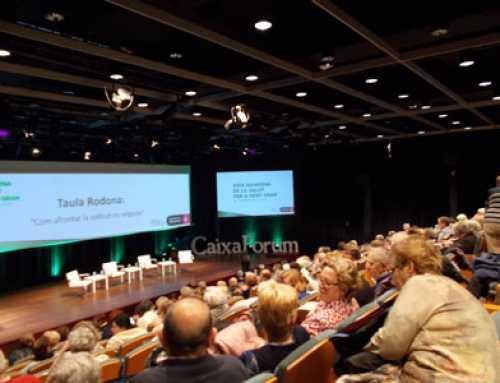 Tret de sortida a la Quinzena de la Salut per a la Gent Gran de Sants-Montjuïc